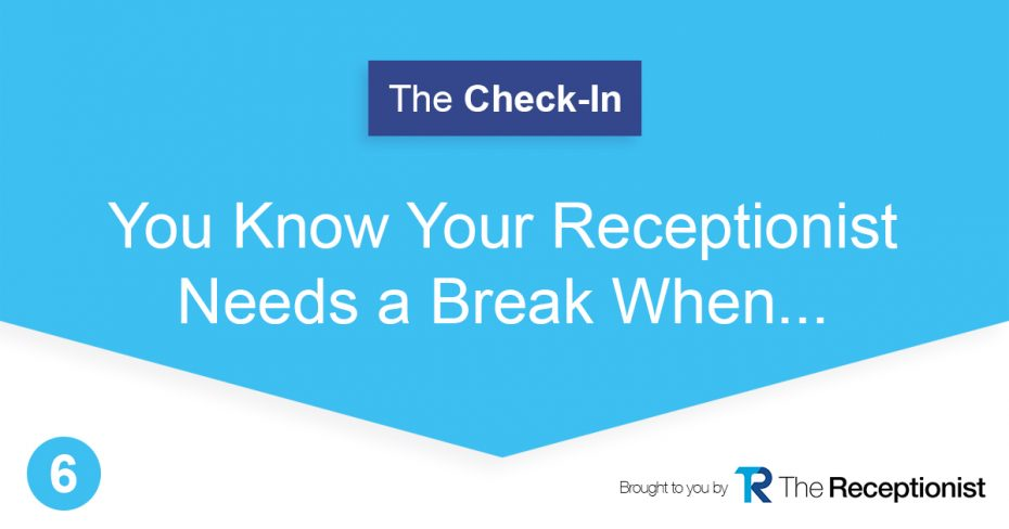 Receptionist roles