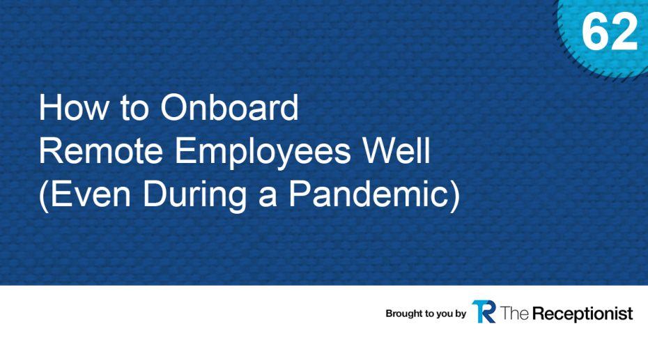 Onboard remote employees
