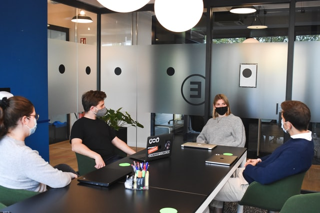 safer in-person meetings